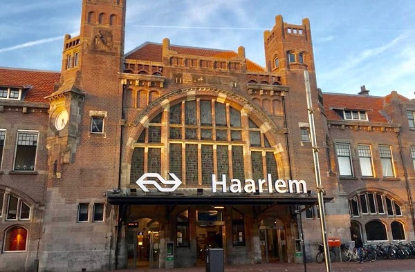 IJmuiden -> Haarlem CS