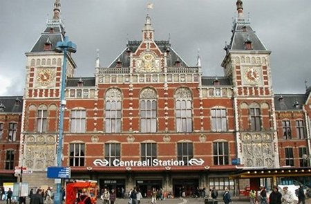 IJmuiden -> Amsterdam CS